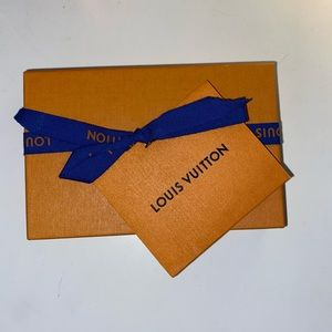 Brand New Louis Vutton Box with Sleeve